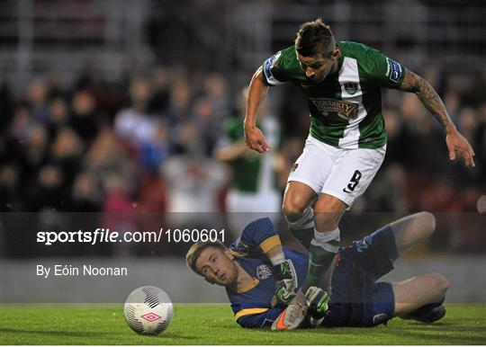 Cork City v Derry City - SSE Airtricity League Premier Division