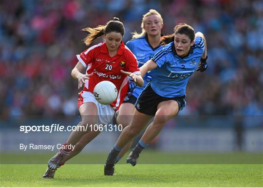 Dublin v Cork - TG4 Ladies Football All-Ireland Senior Championship Final