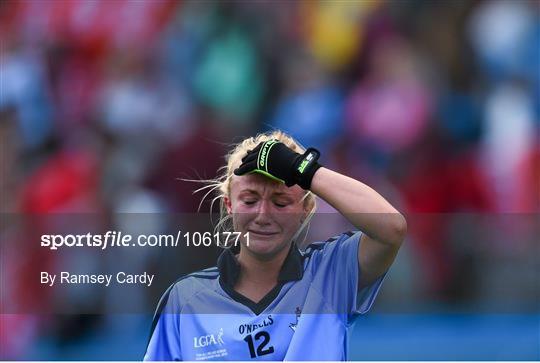 Dublin v Cork - TG4 Ladies Football All-Ireland Senior Championship Final