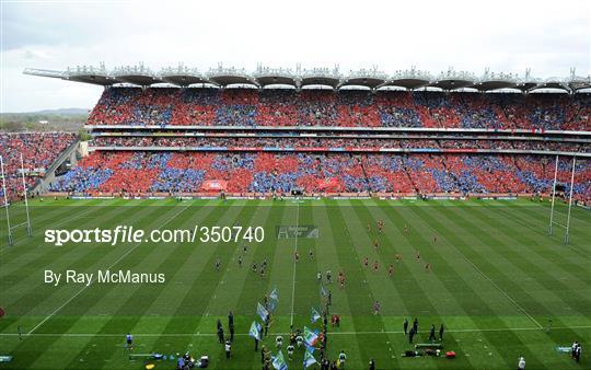 Munster v Leinster - Heineken Cup Semi-Final