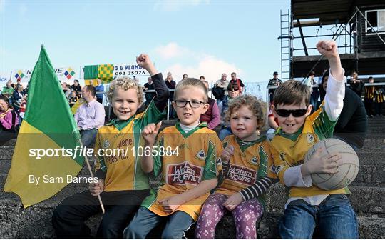 Mountbellew/Moylough v Corofin - Galway County Senior Football Championship Final