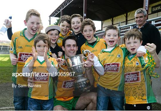 Mountbellew/Moylough v Corofin - Galway County Senior Football Championship Final