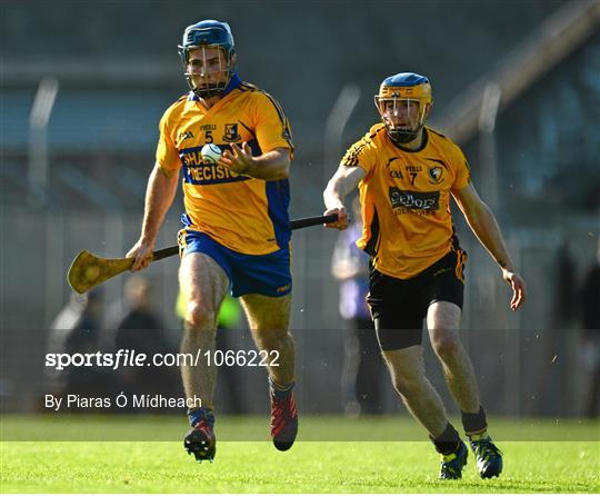 Clonlara v Sixmilebridge - Clare County Senior Hurling Championship Final