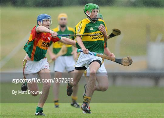 Carlow v Kerry - Christy Ring Cup Semi-Final