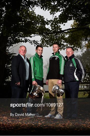 Leinster GAA Club Championship Launch 2015