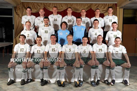 Region 1, Republic of Ireland Squad
