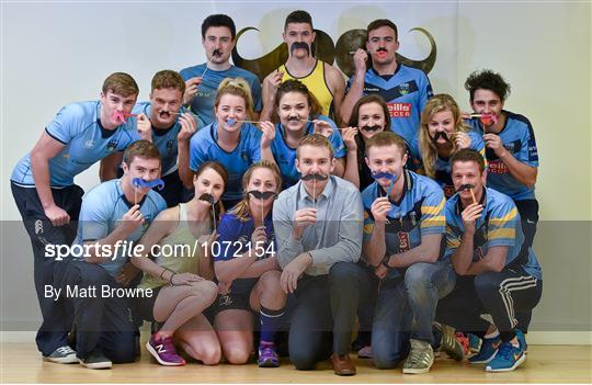 UCD Movember Launch