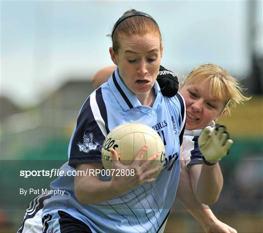 Dublin v Kildare - TG4 Ladies Football Leinster Senior Championship Final