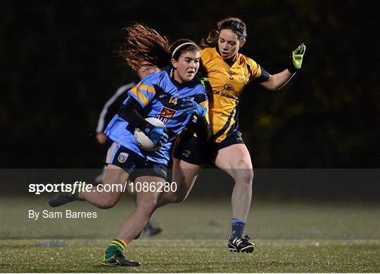 UCD vs DCU - Senior Women's Football League Final