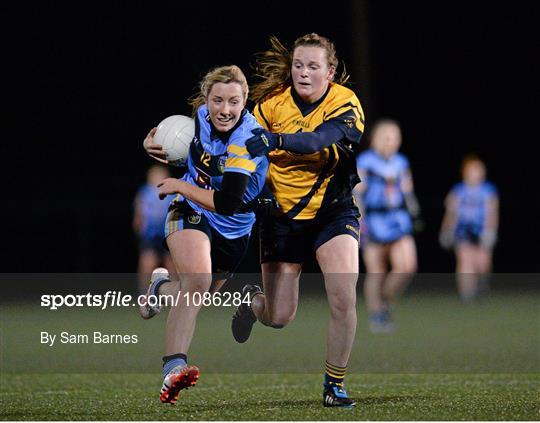 UCD vs DCU - Senior Women's Football League Final