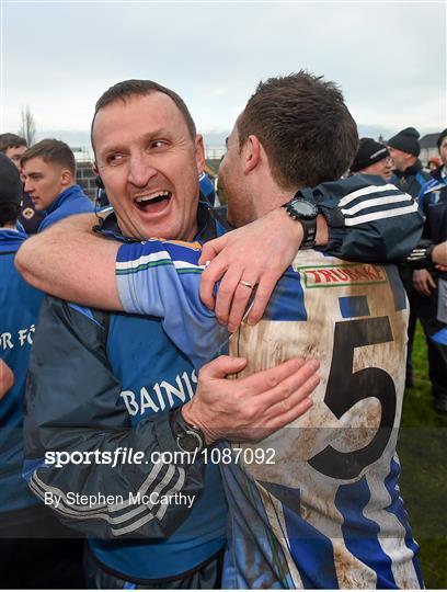 Portlaoise v Ballyboden St Enda's - AIB Leinster GAA Senior Club Football Championship Final