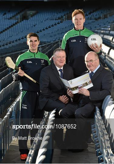 Launch of the Leinster GAA Strategic Vision and Action Plan