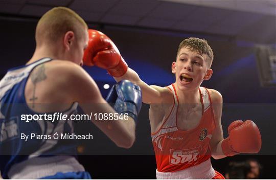 IABA Elite Boxing Championship Finals - 1088546 - Sportsfile