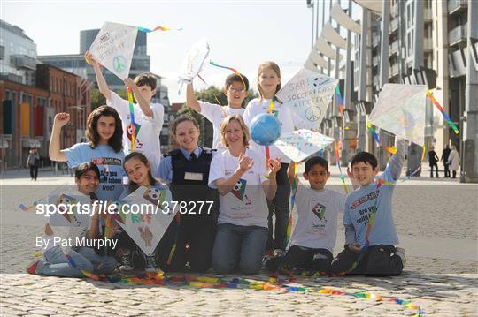 SARI Soccerfest meets Concern KiteFest Festival Launch
