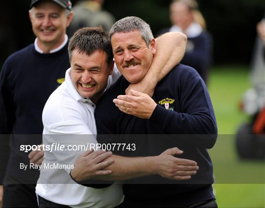 Sportsfile - Bulmers Cups and Shields Finals 2009 - Friday