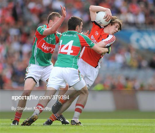 Armagh v Mayo - ESB GAA Football All-Ireland Minor Championship Final
