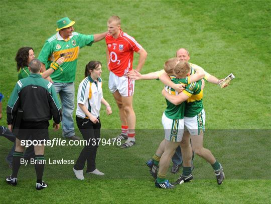 Kerry v Cork - GAA Football All-Ireland Senior Championship Final