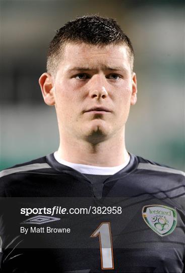 Republic of Ireland v Georgia - UEFA European U21 Championship Qualifier
