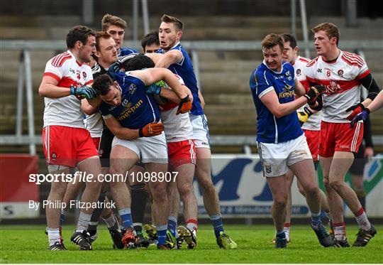 Cavan v Derry - Bank of Ireland Dr McKenna Cup Semi-Final