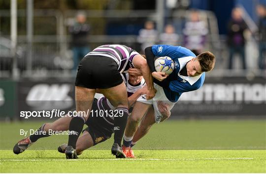 St Mary's College v Terenure College - Bank of Ireland Leinster Schools Senior Cup 1st Round