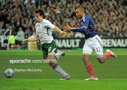 France v Republic of Ireland - FIFA 2010 World Cup Qualifying Play-off 2nd Leg