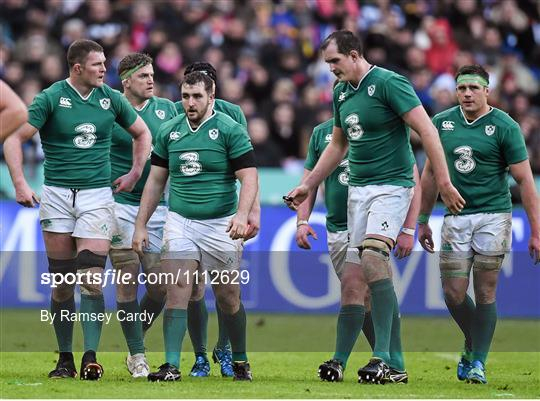France v Ireland - RBS Six Nations Rugby Championship