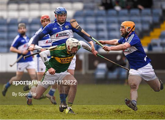 Laois v Kerry - Allianz Hurling League Division 1B Round 1