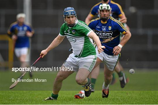 Kerry v Limerick - Allianz Hurling League Division 1B Round 2