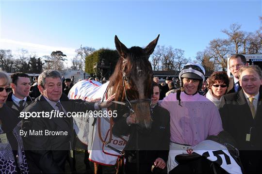 Horse racing from Leopardstown - Sunday 24th