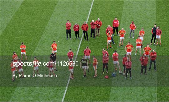 Ballyboden St Endas v Castlebar Mitchels - AIB GAA Football All-Ireland Senior Club Championship Final