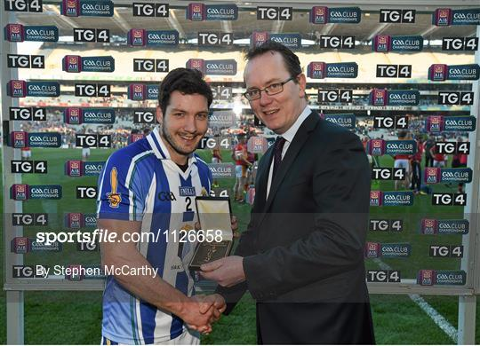 Ballyboden St Endas v Castlebar Mitchels - AIB GAA Football All-Ireland Senior Club Championship Final