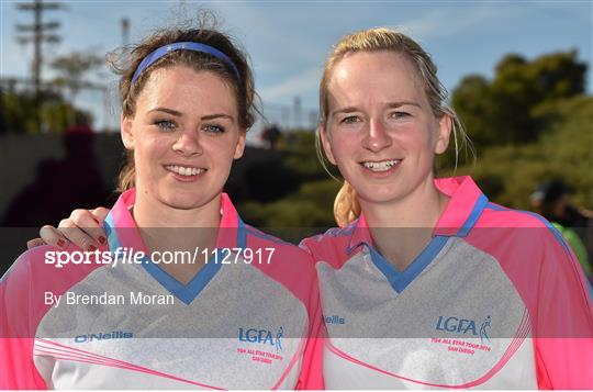 TG4 Ladies Football All-Star Tour - Saturday 19th March