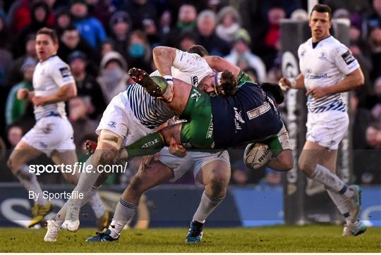 Connacht v Leinster - Guinness PRO12 Round 18