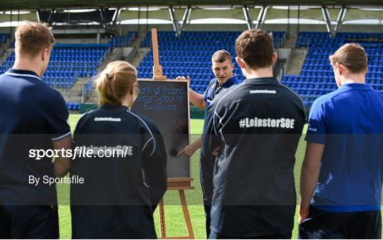 Leinster Rugby School of Excellence Launch