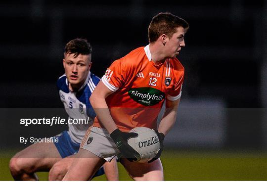 Monaghan v Armagh - EirGrid Ulster GAA Football U21 Championship Semi-Final