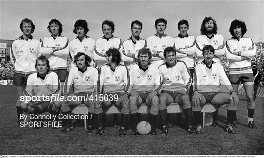 Dublin v Galway - All Ireland Football Final 1974
