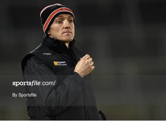 Cavan v Tyrone - EirGrid Ulster GAA Football U21 Championship Quarter-Final