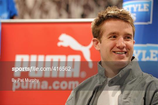 44eda52e6cc Lifestyle / Puma In-Store Questions and Answers Event ... - Sportsfile