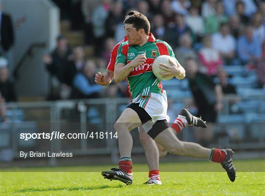 Cork v Mayo - Allianz GAA Football National League Division 1 Round 7