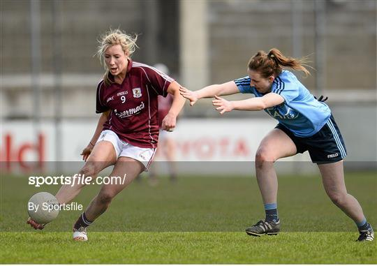 Dublin v Galway - Lidl Ladies Football National League Division 1