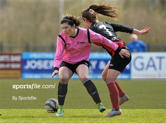 IT Carlow v IT Sligo - WSCAI Intervarsities - Cup Final