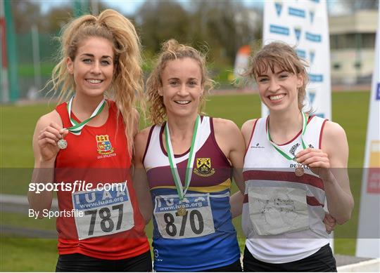 Irish Universities Athletic Association Track & Field Championships 2016 - Day 2