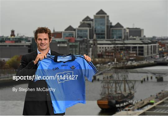 Richie McCaw Launches AIG Insurances Telematics Car Insurance