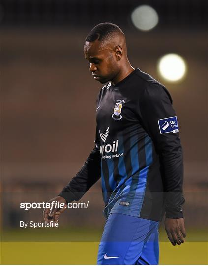 Shamrock Rovers v Athlone Town - EA Sports Cup Second Round Pool 4