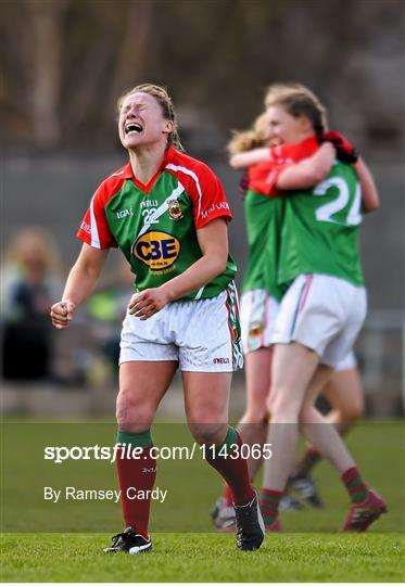 Mayo v Kerry - Lidl Ladies Football National League Division 1 semi-final