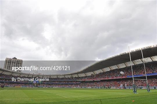 Sportsfile - Biarritz Olympique v Munster - Heineken Cup