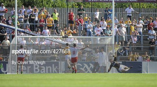 Antrim v Tyrone - Ulster GAA Football Senior Championship Quarter-Final