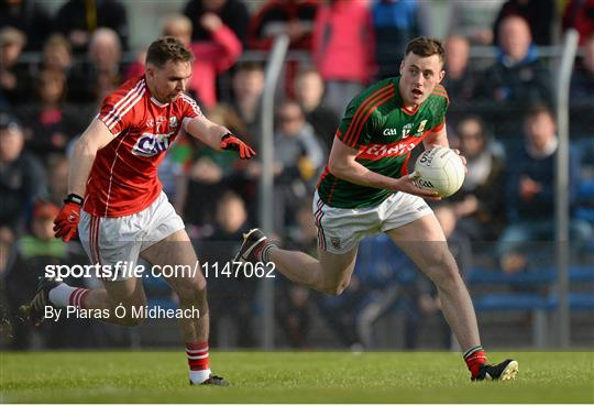 Cork v Mayo - EirGrid GAA Football Under 21 All-Ireland Championship Final