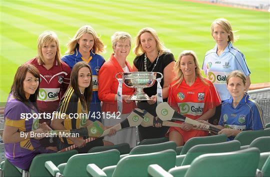 Launch of Gala All-Ireland Camogie Championships 2010