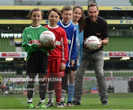 SPAR FAI Primary School 5s National Finals